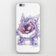 GB-EV0 Mobile Suit iPhone Skin
