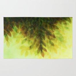 Foliage – citrus Rug