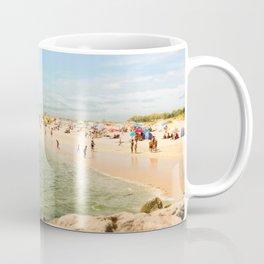 Tavira Beach Portugal Coffee Mug