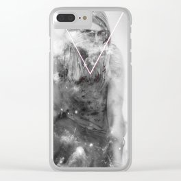 Sweetfuxx Clear iPhone Case