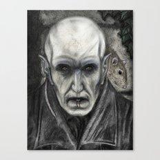 Orlok the Plaguebringer Canvas Print