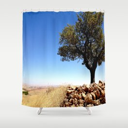 The tree of... Shower Curtain