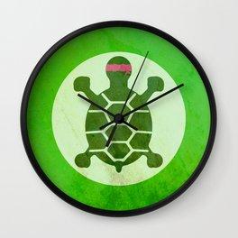 TMNT (Super Minimalist series) Wall Clock
