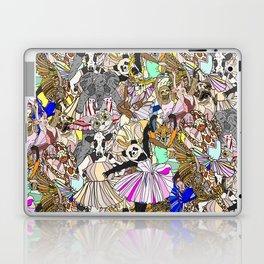 Animal Square Dance Laptop & iPad Skin