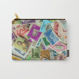 Stamps Carry-All Pouch