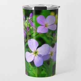 In Love with Lavender Travel Mug