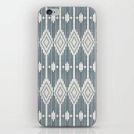 West End - Linen iPhone Skin