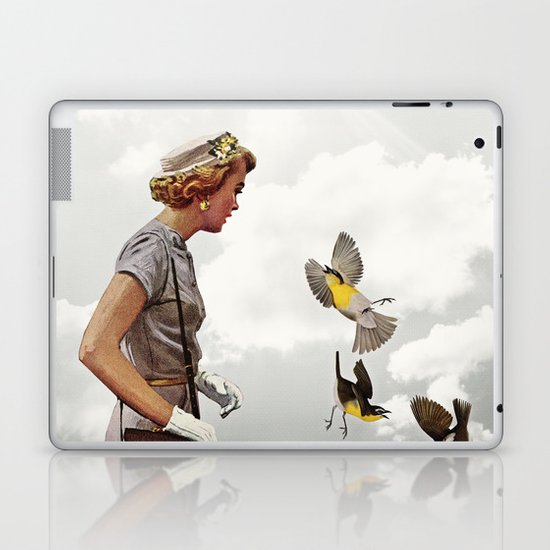 third beat Laptop & iPad Skin