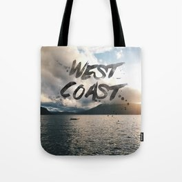 West Coast Beauty Tote Bag