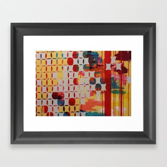 """""""a fresh start"""" Framed Art Print"""