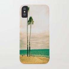 Lone Palms Slim Case iPhone X
