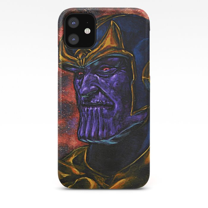THANOS 3 iphone case