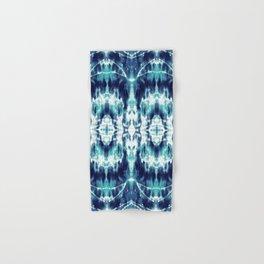 Celestial Nouveau Tie-Dye Hand & Bath Towel