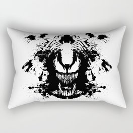 Never wound what you can't kill Rectangular Pillow