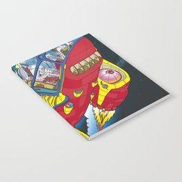 Fluke and Duke Notebook