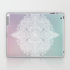 Mehndi Tattoo Ancient India Laptop & iPad Skin