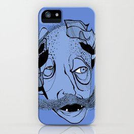 Langley iPhone Case