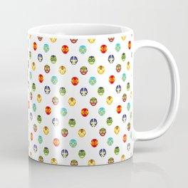 Mascaras Coffee Mug