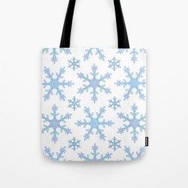 Let it Snow Mix 2 Tote Bag