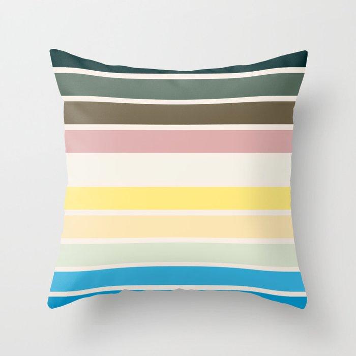 The colors of - Nausicaa Throw Pillow