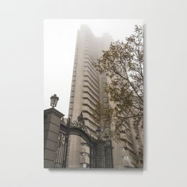 Higher Higher Metal Print