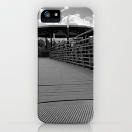Bridge in Kingsley Falls, #Canada iPhone Case
