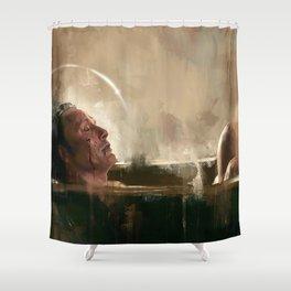 Nella vasca Shower Curtain