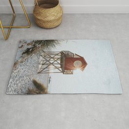 Summer at the beach - Landscape and Nature Photography Rug