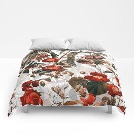 Vintage Garden III Comforters
