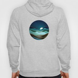 Moonlit Vista Hoody
