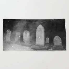 Mourning Beach Towel