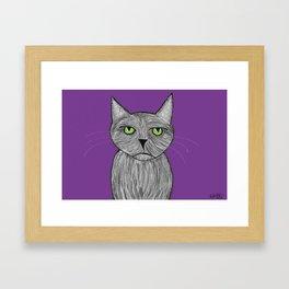 Spaz Framed Art Print