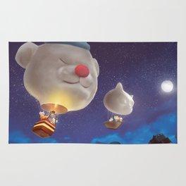 SmileDog Balloon Rug