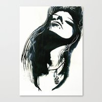 coven Canvas Prints featuring Coven by ArtbyLumi