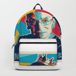 Vintage Notorious RBG tshirt Ruth Bader Ginsburg court Backpack