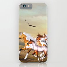 Wild Horses Herd Slim Case iPhone 6