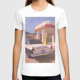 Biker Patrol Vintage Car 2 : Lowell Arizona T-shirt