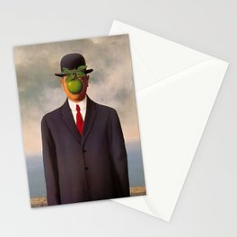 The Son of Man Stationery Cards