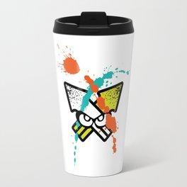 Splatoon - Turf Wars 4 Travel Mug