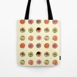 sushi balls Tote Bag