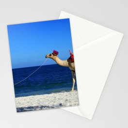 Camel Beach Stationery Cards