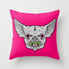 All Bark All Bite Throw Pillow