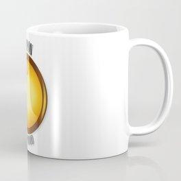 Mormon And Proud Button Coffee Mug