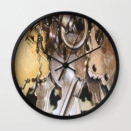 keymaster Wall Clock