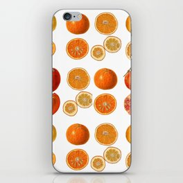Fruit Attack iPhone Skin