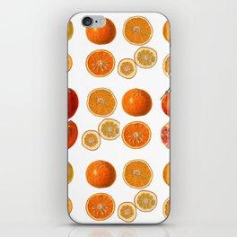 Fruit Attack iPhone Skin