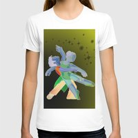 ballet T-shirts featuring ballet by Jovan Dortch