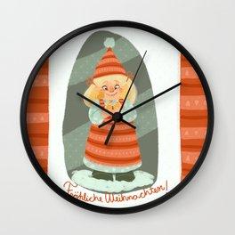 Christmas!!! Wall Clock