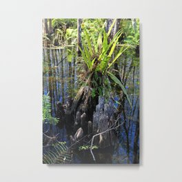 Womb of the Slough (vertical) Metal Print