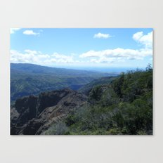 Hawaii 1  Canvas Print